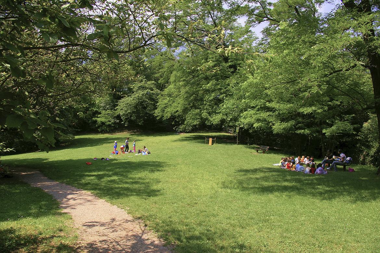 Parco di gocciadoro elenco parchi e giardini mappa for Immagini di giardini