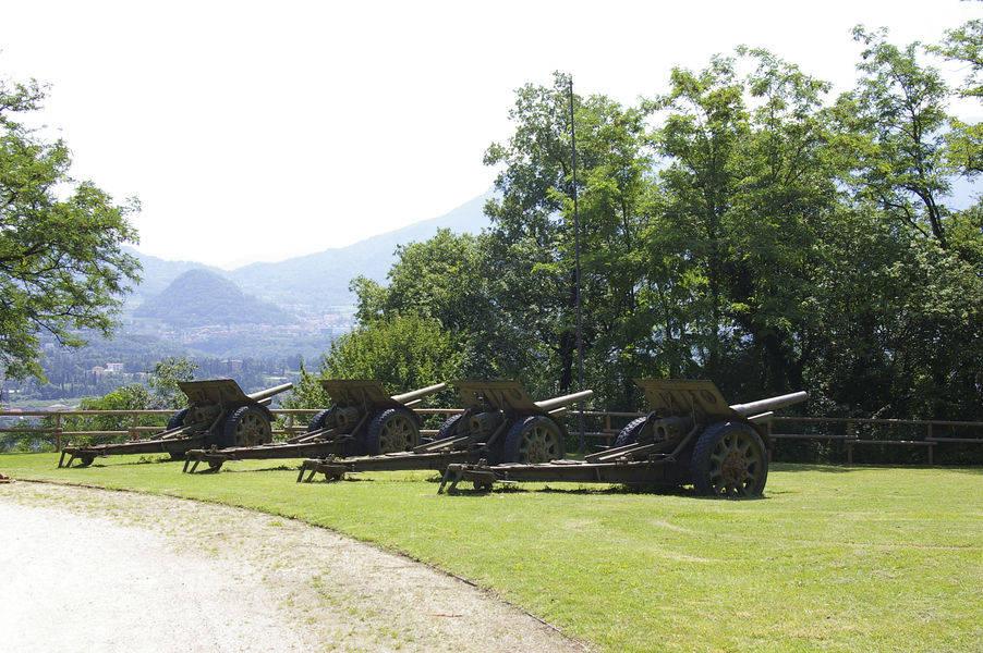 Parco caduti divisione alpina