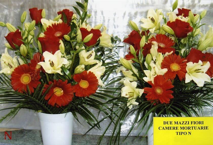 Favoloso Fornitura composizioni floreali / Servizi e prodotti forniti per l  EU17
