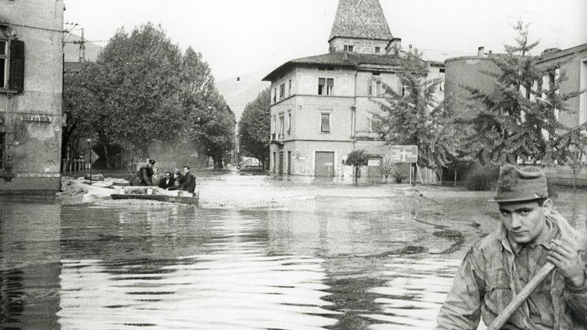 Novembre 1966. Storia della difesa del territorio in Trentino