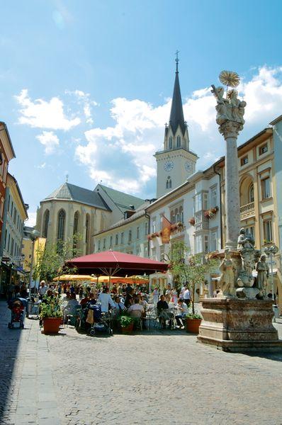 Villach citt alpine dell 39 anno citt alpine for Trento informazioni turistiche