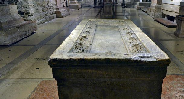 Alla scoperta di Tridentum, la città sotterranea