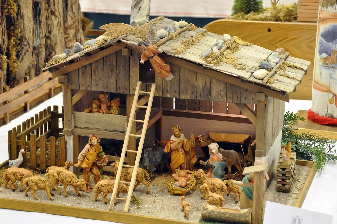 Nasce Gesù speranza del mondo
