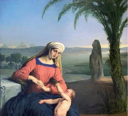 Sotto il cielo d'Egitto. Un capolavoro ritrovato di Francesco Hayez