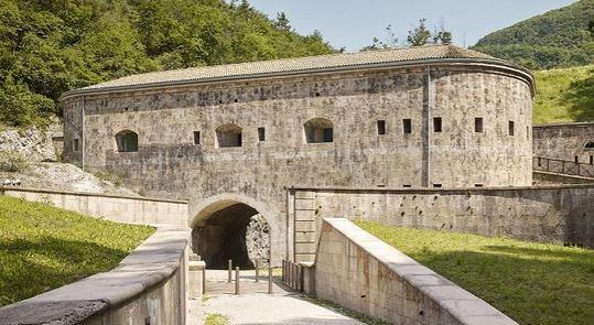Visita guidata al forte di Cadine