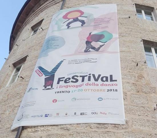 Y Generation Festival - i linguaggi della danza
