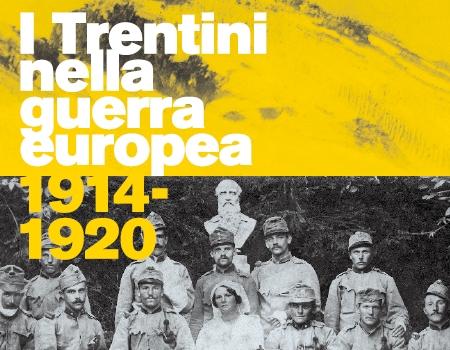 i trentini nella guerra europea 1914-1920 (immagine decorativa)