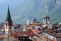 La citt� di Trento (foto di Laura Bisoffi)