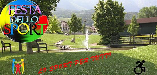 Festa dello sport a Mattarello