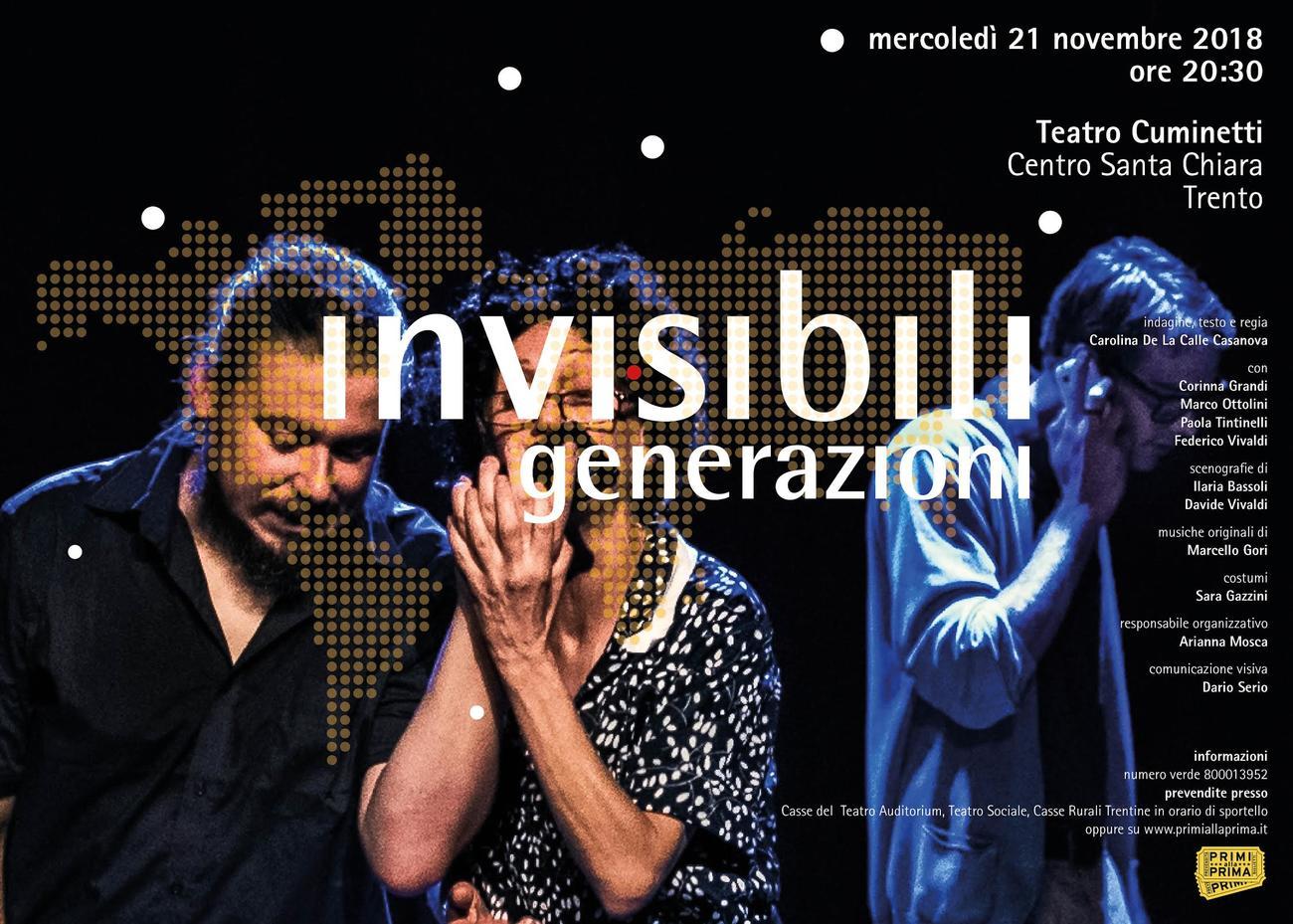 Invisibili generazioni