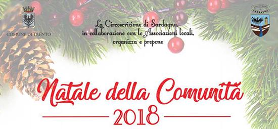 Natale della Comunità 2018