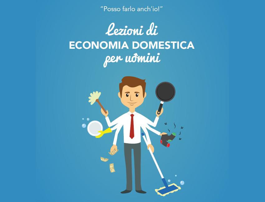lezioni di economia domestica per uomini (immagine decorativa)