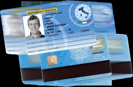 Carta d 39 identit elettronica cie schede informative for Carta di soggiorno documenti