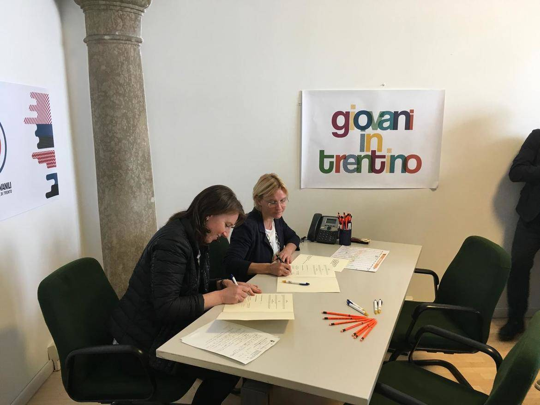 Ufficio Di Lavoro Trento : Giovani in trentino un luogo u cunicou d di informazione comunicati